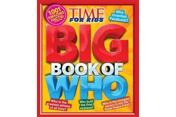 Image of Big Book of Who - 1001 Amazing Facts
