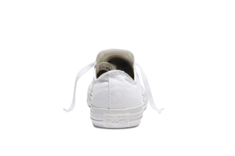 Converse Chuck Taylor All Star Ox Lo (White Mono, US Mens 13 / US Womens 15)