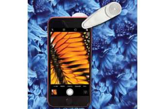 Smart Phone Clip-on Camera Kaleidoscope | 3 Changeable Lenses