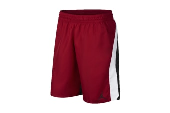 Nike Jordan Alpha Dri-FIT Shorts (Red, Size L)