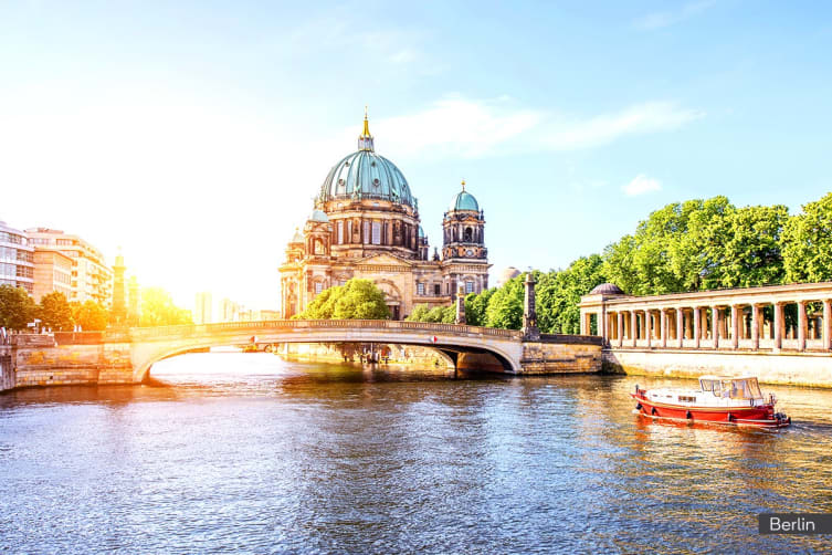 EUROPE: 27 Day Ultimate Europe Tour Including Flights for One