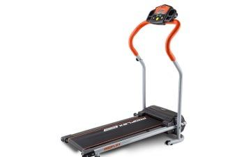 PROFLEX Electric Treadmill Compact Fitness Machine Walking Exercise Equipment