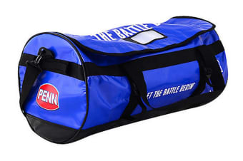 PENN 40L PVC Boat Bag - Water Resistant Duffel Bag with Padded Shoulder Strap