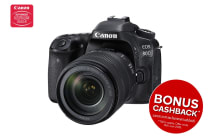 Canon EOS 80D Manual & Support