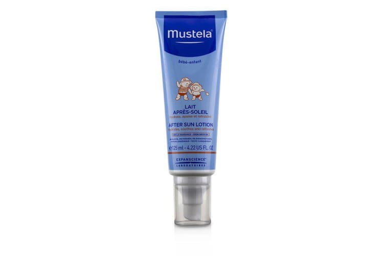 Mustela After Sun Lotion 125ml/4.22oz