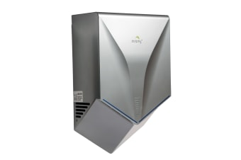 Dolphy Automatic Airblade Jet Hand Dryer 1000W - Silver