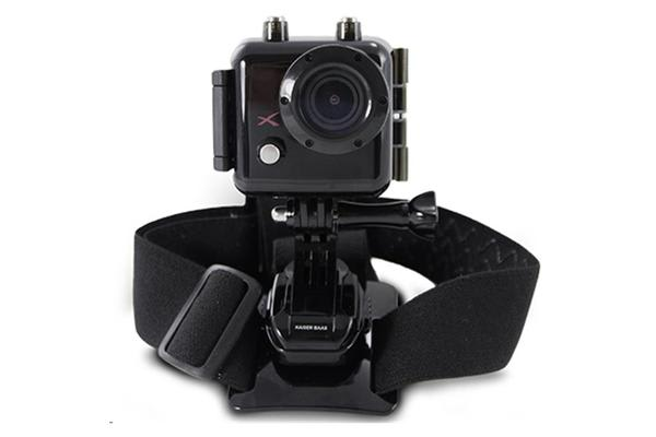 Kaiser Baas 360 Head Strap for X Series Action Camera