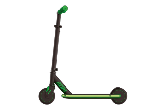 Yvolution Neon Viper Scooter (Green)