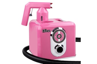 Sunless Spray Tan Tanning Gun Machine Kit (Pink)
