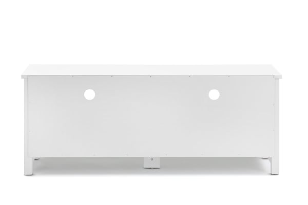 Shangri-La TV Entertainment Unit - Brighton Collection (White)