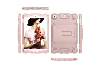For iPad mini 5 (2019) Case Full Cover TPU Protective Back Shell Cover Rose Gold