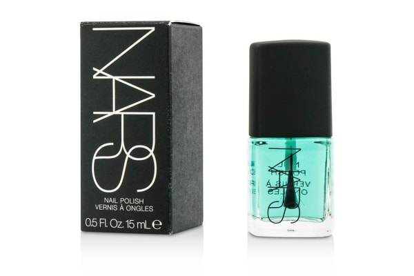 NARS Nail Polish - #Base Coat (Clear with light blue/green tint) (15ml/0.5oz)