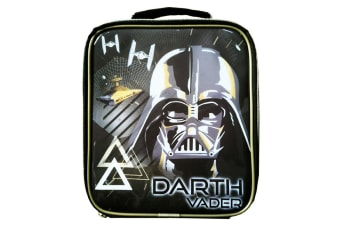 Star Wars Darth Vader Lunch Bag (Multicoloured) (One Size)