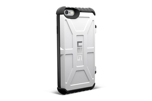UAG Military Standard Trooper Card Case for iPhone 6/6s (White)