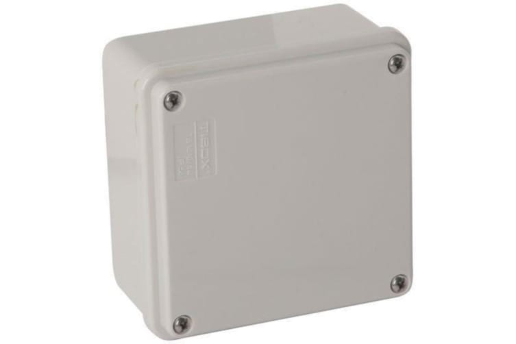 Plastic Enclosure IP66 ABS Wall mount Junction Box 100mmx100mmx50mm