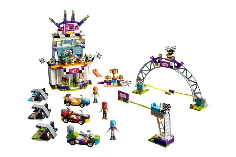 LEGO Friends The Big Race Day (41352)