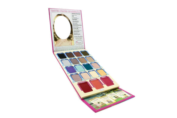 TheBalm Balm Voyage Holiday Face Palette (35.4g/1.21oz)