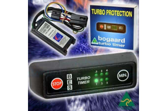 BOGAARD TURBO TIMER KIT FOR FORD RANGER WITH PLUG & PLAY HARNESS MAZDA BRAVO NEW