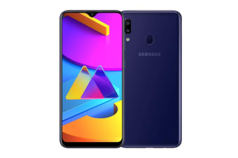 Samsung Galaxy M10s Dual SIM (32GB, Metallic Blue)