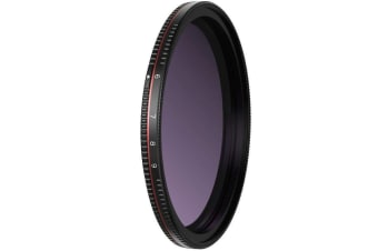 Freewell Bright Day 67mm Variable ND Filter (6 to 9 Stops) for DSLR Camera