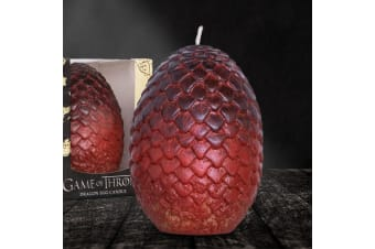 Game of Thrones Dragon Egg Candle