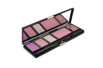 Kevyn Aucoin The Lip & Cheek Palette (3x Lipgloss, 1x Cream Blush, 1x Lipstick) - # Pink