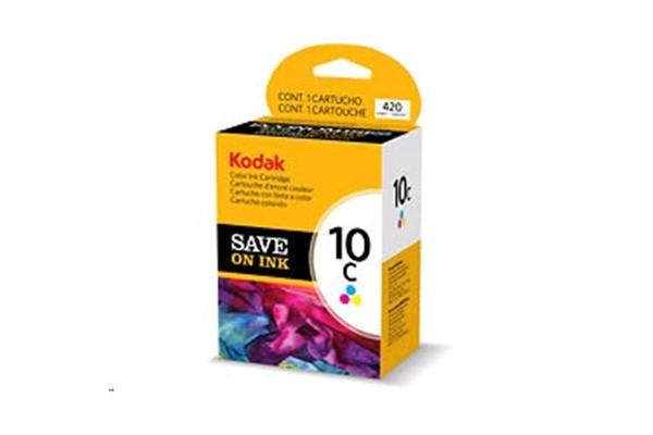 Kodak #10 Kodak Cartridge - Colour