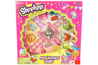 Shopkins Pop 'N' Race