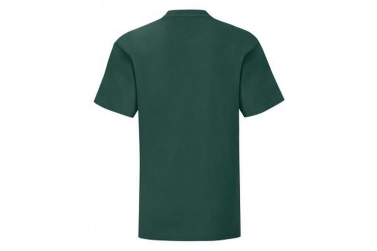 Fruit Of The Loom Childrens/Kids Iconic T-Shirt (Forest Green) (9-11 Years)