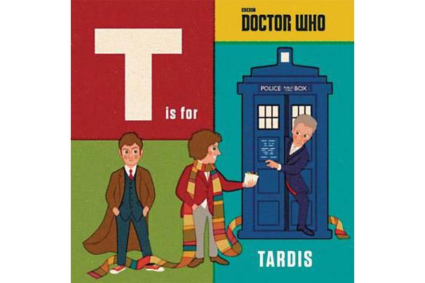 Doctor Who - T is for TARDIS