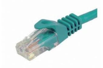 Hypertec 5m CAT6 RJ45 LAN Ethernet Network Green Patch Lead