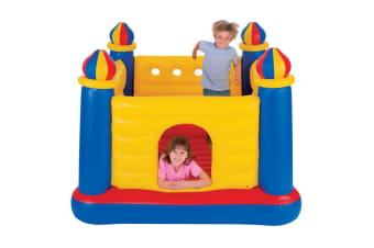 Intex Inflatable Jumping Castle trampoline
