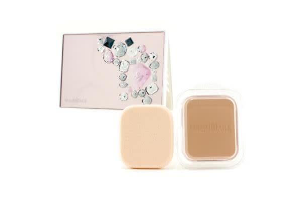 Shiseido Maquillage Lighting White Powdery UV Foundation SPF25 w/ Case W - # PO 10 (10g/0.3oz)