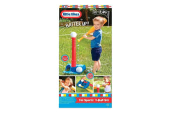 Little Tikes TotSports T-Ball Set in Red