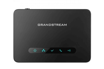Grandstream Networks DP760 DECT repeater 1880 - 1930 MHz Black
