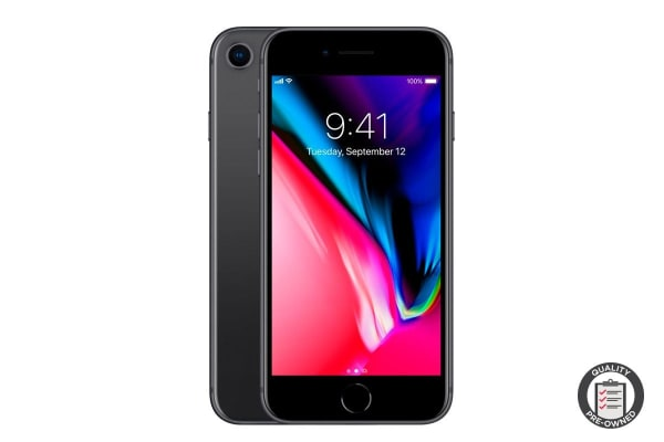 Refurbished Apple iPhone 8 (64GB, Space Grey)