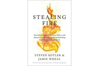 Stealing Fire - How Silicon Valley, the Navy SEALs, and Maverick Scientists Are Revolutionizing the Way We Live and Work
