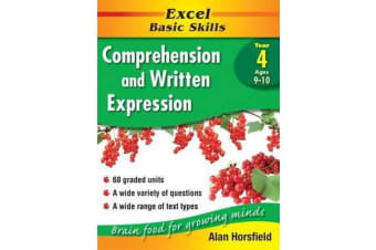 Excel Comprehension & Written Expression: Year 4 - Comprehension and Written Expression: Skillbuilder Year 4