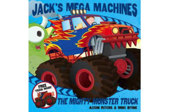 Jack's Mega Machines - Mighty Monster Truck