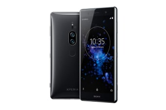Sony Xperia XZ2 Premium (64GB, Chrome Black)