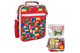 Sachi Thermal Insulated Picnic Lunch Tote Cooler Carry Case Pouch Bag Box Bricks