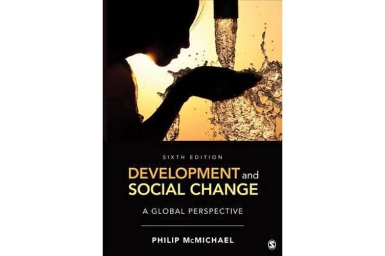 Development and Social Change - A Global Perspective
