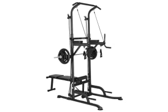 Multifunction Home Gym Equipment Exercise Machines Power Tower