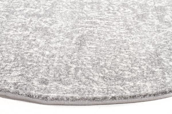 Homage Grey Transitional Rug 200x200cm