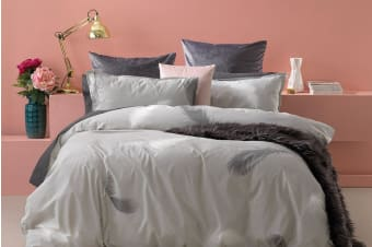 Bianca Penna Quilt Cover Set