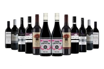 Distinguished Red Mixed Wine (12 Bottles)