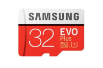 Samsung EVO PLUS 32GB Micro SD with Adapter