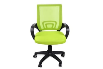 New Design Ergonomic Mesh Computer Office Chair Green Colour