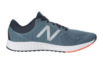 New Balance Men's Fresh Foam Zante v4 Shoe (Dark Grey, Size 8)