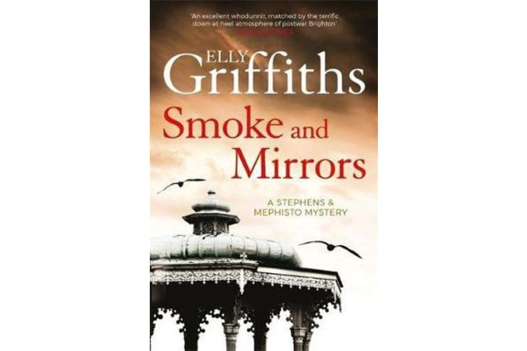 Smoke and Mirrors - The Brighton Mysteries 2